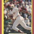 1986 Classic Update Yellow Barry Larkin Cincinnati Reds Rookie Oddball # 133