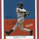 2004 Bazooka Stand Ups Derek Jeter New York Yankees # 11