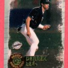 1997 Bowman Chrome Scouts Honor Roll Derrek Lee San Diego Padres Cubs
