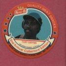 1989 King B Tony Gwynn San Diego Padres # 21 of 24 Oddball