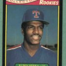 1987 Toys R Us Ruben Sierra Texas Rangers Rookie Oddball # 24
