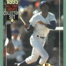 1995 Jimmy Dean Collector Card Billy Williams Chicago Cubs Oddball