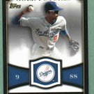 2012 Topps Gold Futures Dee Gordon Los Angeles Dodgers # GF-17
