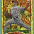 2012 Topps Gold Travis Wood Cincinnatti Reds # 142 SP