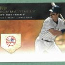 2012 Topps Golden Moments Don Mattingly New York Yankees # GM-13