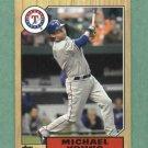 2012 Topps Michael Young 1987 Mini Texas Rangers # TM-4