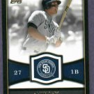 2012 Topps Gold Futures Anthony Rizzo San Diego Padres # GF-13 Rookie
