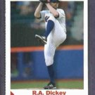 2012 Sports Illustrated For Kids RA Dickey Baseball Card # 183