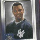 """2003 Donruss Diamond Kings Beckett Derek Jeter New York Yankees RARE """"SAMPLE"""""""