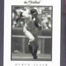 2004 Fleer Inscribed Derek Jeter New York Yankees # 46
