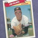 1989 Swell Jim Palmer Baltimore Orioles Oddball