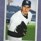 2002 Topps T206 Andy Pettitte New York Yankees #386