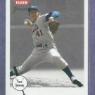 2002 Fleer Greats Tom Seaver New York Mets #72