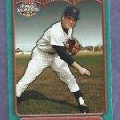 2003 Fleer Fall Classic Tom Seaver New York Mets # 4