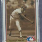 1991 Upper Deck Heroes Of Baseball Ferguson Jenkins Chicago Cubs # H3