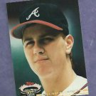 1992 Topps Stadium Club Members Choice Steve Avery Atlanta Braves # 594