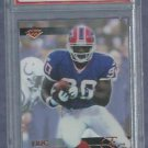 2000 Collectors Edge Eric Moulds Uncirculated PSA 9 Buffalo Bills # 115 1 of 5000
