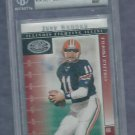 2000 Donruss Prefered Graded Series Jeff George Illinois Graded BGS 9 Card # 54