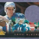 1996 Pinnacle Mint Drew Bledsoe  New England Patriots # 13