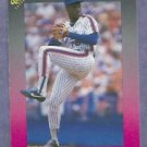 1989 Classic Purple Dwight Doc Gooden New York Mets # 189