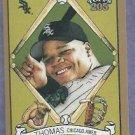 2003 Topps 205 Frank Thomas Chicago White Sox # 68