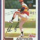 1982 Topps Nolan Ryan Houston Astros Rangers #90