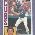 1984 Topps Ryne Sandberg Chicago Cubs # 596