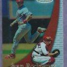 2000 Topps Gold Label Ivan Rodriguez Class 3 Texas Rangers # 69