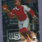 1995 Score Select Certified Ivan Rodriguez Texas Rangers # 77