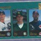 2000 Topps Barry Zito CC Sabathia Rookie # 363 Yankees Giants