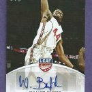 2012 Leaf Basketball William Buford Ohio State Buckeyes # BA-WBZ Autograph