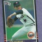 1985 Donruss Nolan Ryan Astros Rangers # 60