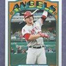 2013 Topps Baseball 72 Mini Mike Trout Angels # TM-4 Insert