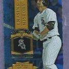 2013 Topps Baseball Chasing History Paul Konerko Chicago White Sox Insert # CH-48
