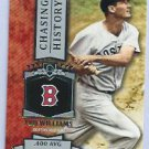 2013 Topps Baseball Chasing History Ted Williams Boston Red Sox # CH-33 Insert