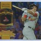 2013 Topps Baseball Chasing History Lance Berkman St. Louis Cardinals # CH-16 GOLD FOIL VARIATION