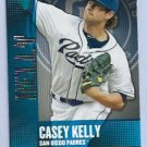 2013 Topps Baseball Chasing The Dream Casey Kelly San Diego Padres # CD-12 Insert
