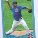 2013 Topps Baseball Wal Mart Blue Rafael Dolis Chicago Cubs # 280