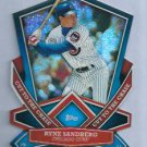 2013 Topps Baseball Cut To The Chase Ryne Sandberg Chicago Cubs # CTC-22 Insert
