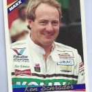1994 Maxx Nascar Series 1 Ken Schrader # 25