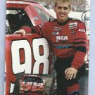 1995 Maxx Nascar Series 2 Jeremy Mayfield # 190