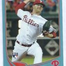 2013 Topps Baseball Wal Mart Blue Tyler Cloyd Philidelphia Phillies # 197 Rookie