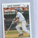 2005 Bazooka Mini David Wright  New York Mets # 34