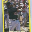 1987 Classic Yellow Kirby Puckett Minnesota Twins # 112 Oddball