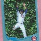 2013 Topps Baseball Wal Mart Blue Ivan DeJesus Chicago Cubs # 209