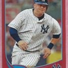 2013 Topps Baseball Target Red Casey McGehee New York Yankees # 114