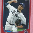 2013 Topps Baseball Target Red Anthony Bass San Diego Padres # 145
