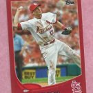 2013 Topps Baseball Target Red Matt Carpenter St Louis Cardinals # 193