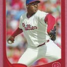 2013 Topps Baseball Target Red Jose Contreras Philidelphia Phillies # 152