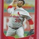 2013 Topps Baseball Target Red Jason Motte St Louis Cardinals # 130